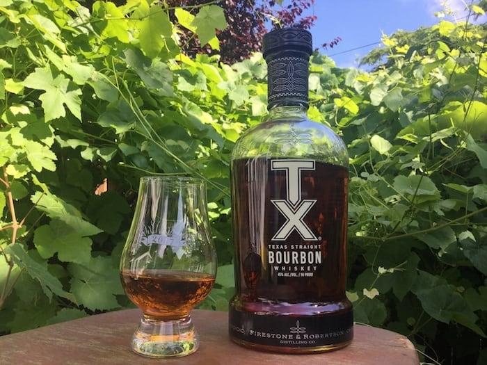 TX Texas Straight Bourbon