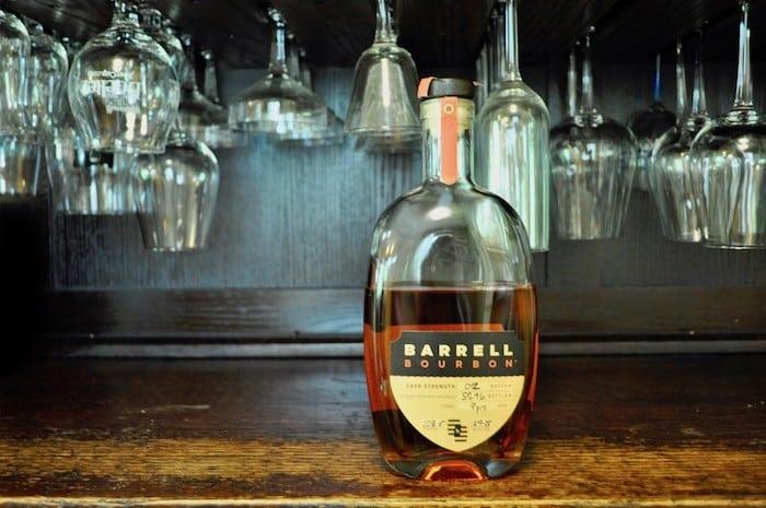 Barrell Bourbon 012.