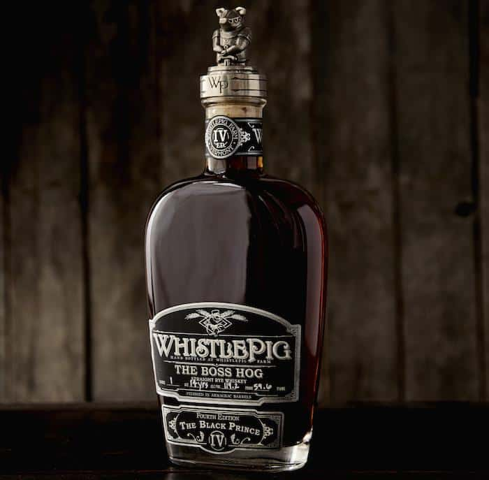 WhistlePig The Boss Hog Black Prince