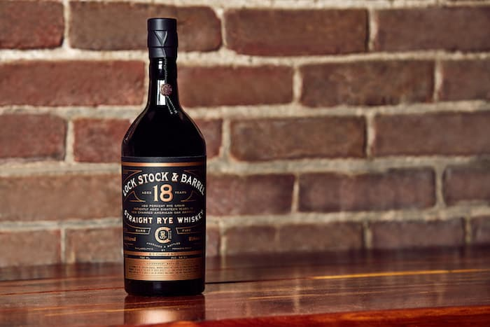 Lock stock barrel rye whiskey drifts into 18 year old for Coopers craft bourbon review