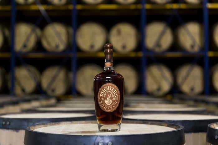 Michter's 25 Year Old Bourbon
