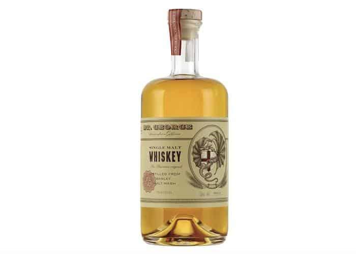 St. George Single Malt Whiskey, Lot 17