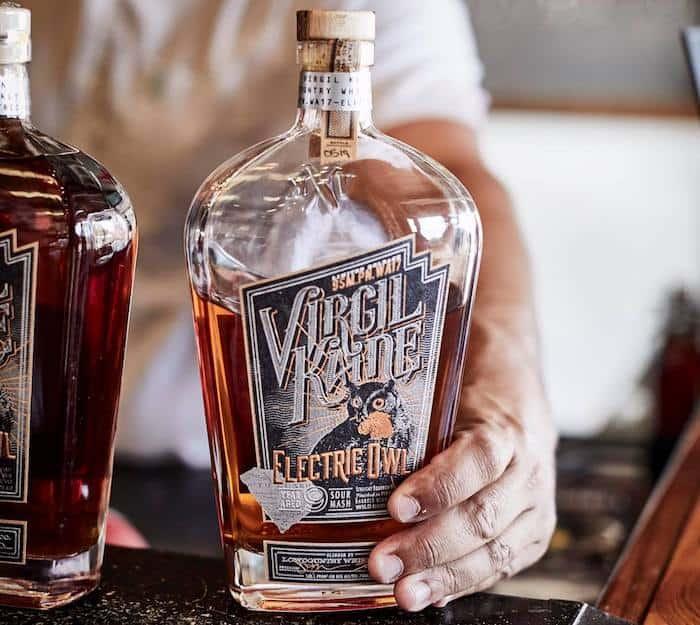Virgil Kane Electric Owl Bourbon