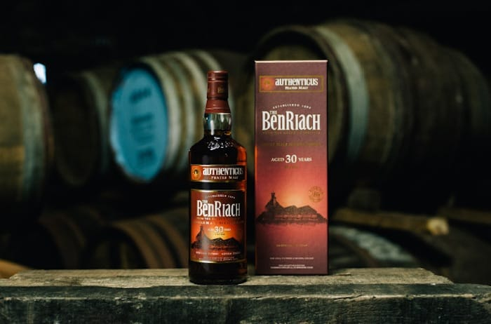 BenRiach Authenticus 30 Year Old