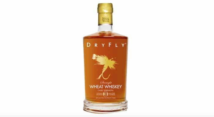 Dry Fly Cask Wheat Whiskey
