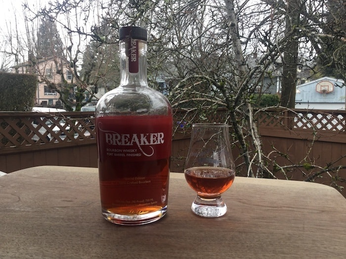 Breaker Bourbon Port Barrel Finish