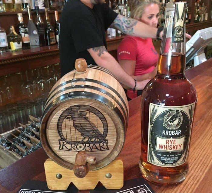 Krobar Rye Whiskey