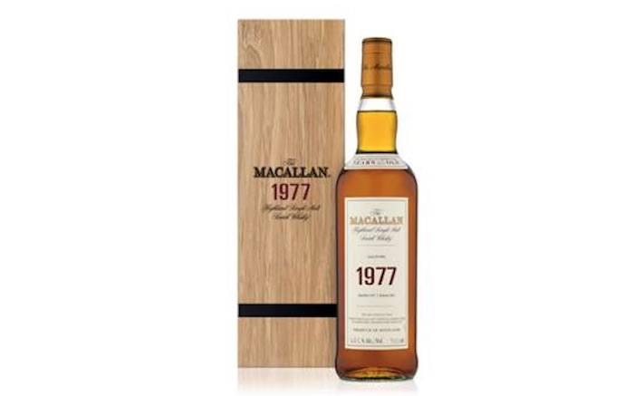 The Macallan 1977 Fine & Rare