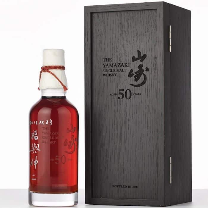 Yamazaki 50 Year Old