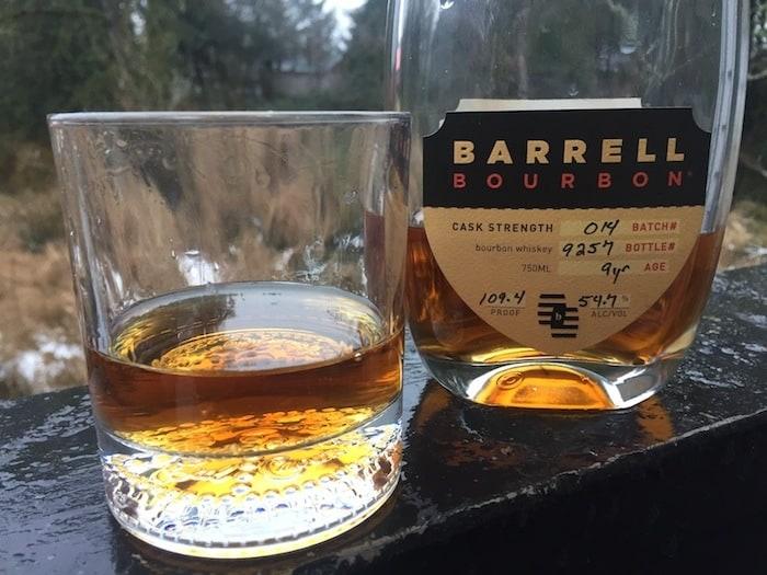 Barrell Bourbon Batch No. 14