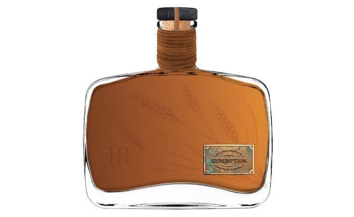 """Redemption """"Ancients"""" 18-Year-Old Rye"""