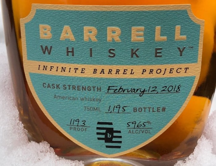 Barrell Infinite Barrel Project