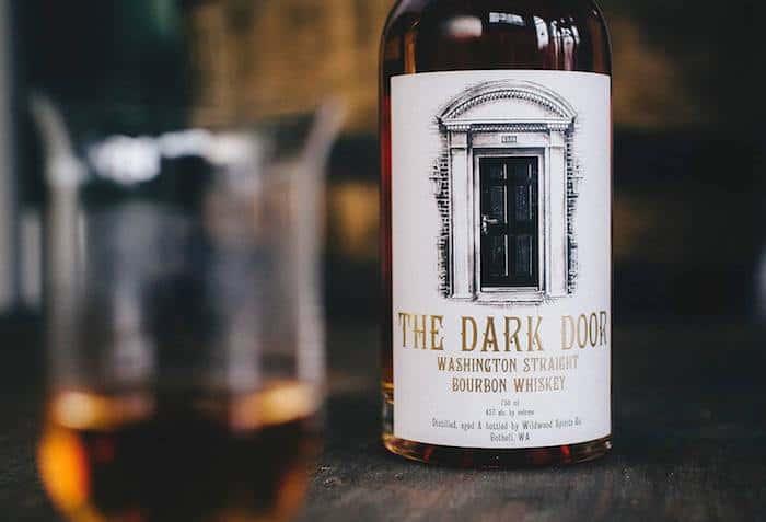 The Dark Door Straight Bourbon Whiskey