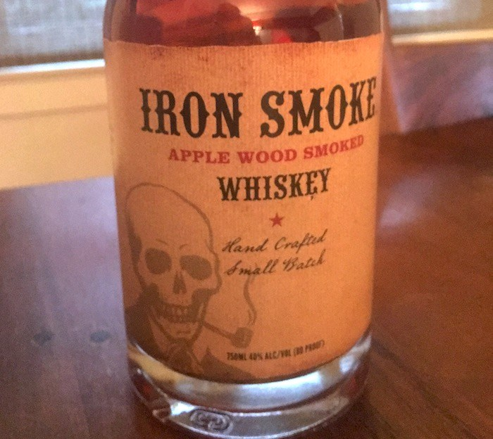 Iron Smoke Applewood Smoked Whiskey