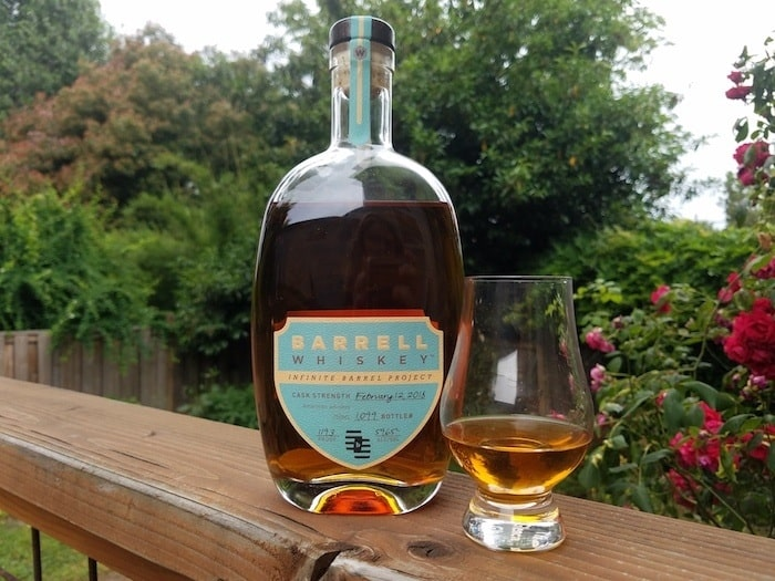 whiskey review barrell craft spirits infinite barrel project the