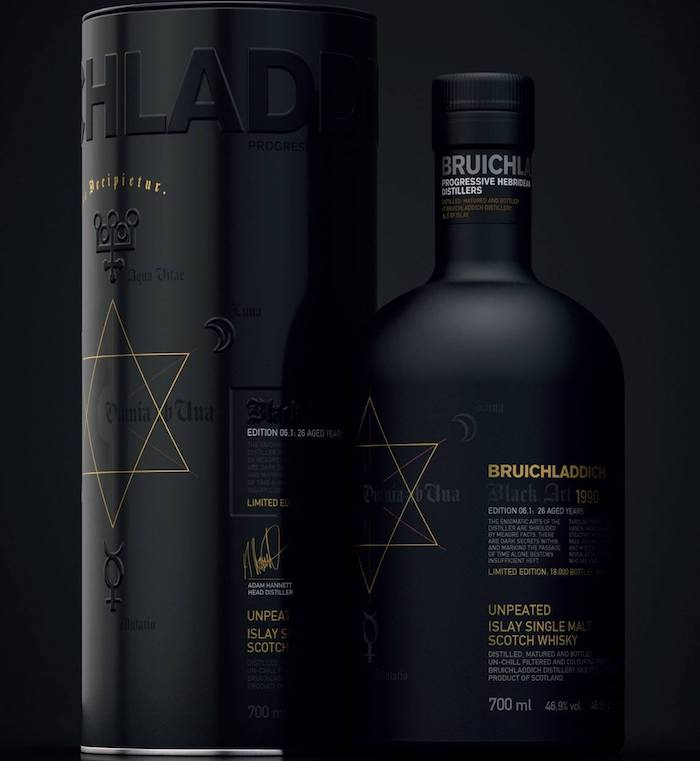 Bruichladdich Black Art 1990 Edition 06.1