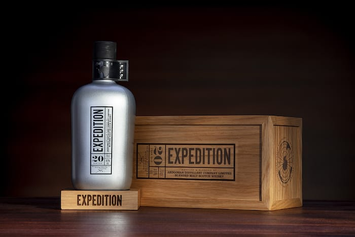 New Scotch Whisky Aims To Raise Awareness Around Clean Energy