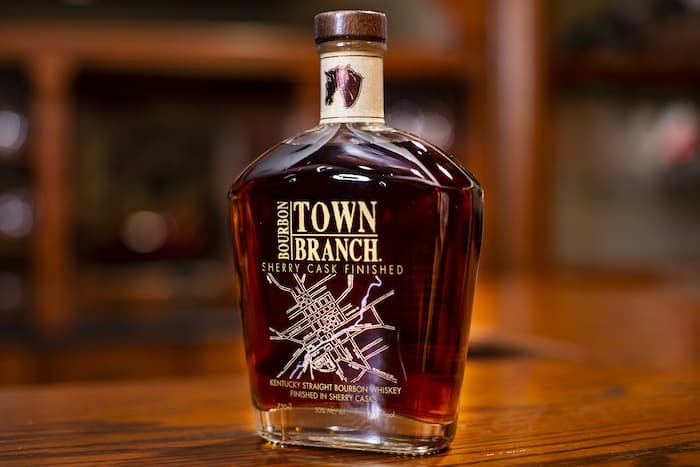 Town Branch Sherry Cask Finished Bourbon