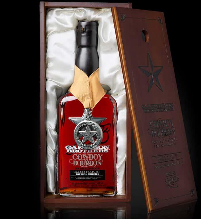 Garrison Brothers 2018 Cowboy Bourbon