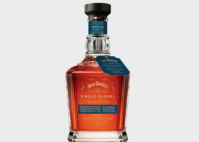 "Jack Daniel's Single Barrel ""Heritage Barrel"""