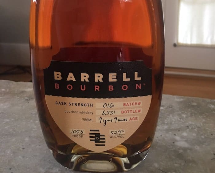 whiskey review barrell bourbon batch 016 the whiskey wash