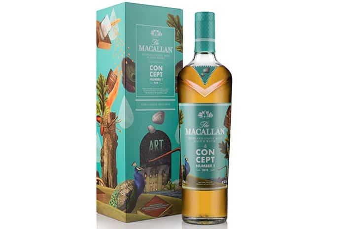 The Macallan Concept No. 1