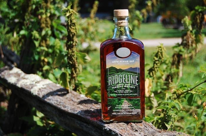 Ridgeline Barrel Aged Vermont Whiskey