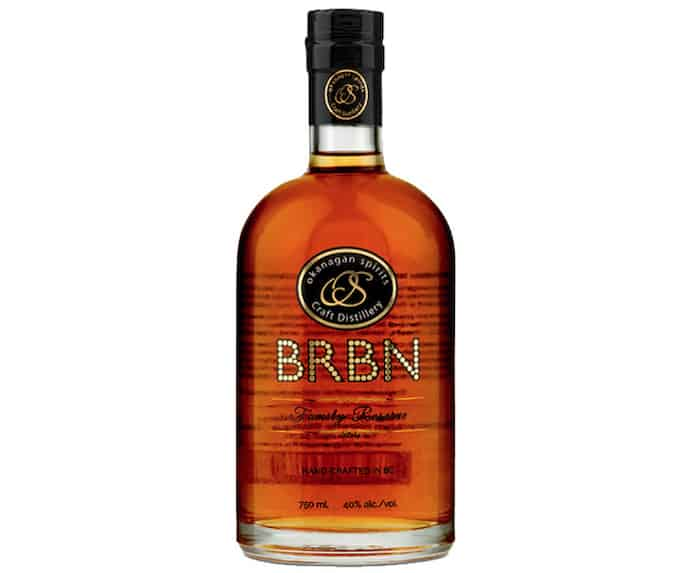 Okanagan Spirits BRBN