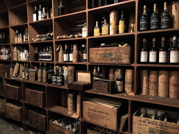 Christie's Set To Auction An Amazing Pre-Prohibition Whiskey Collection