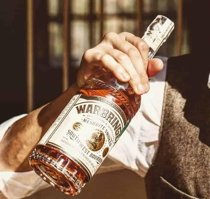 Warbringer Southwest Bourbon