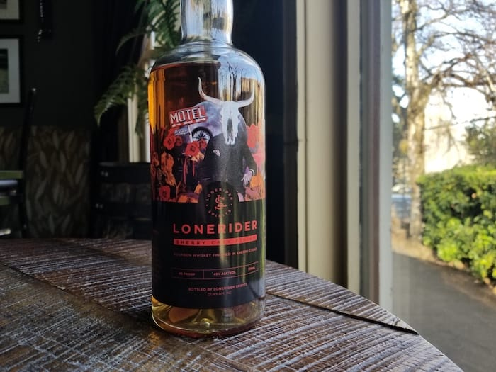 Lonerider Sherry Cask Finish
