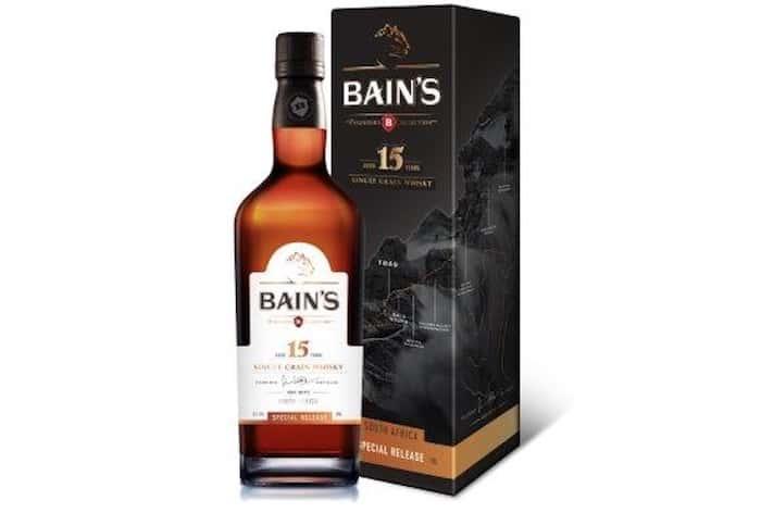 Bains' 15-Year-Old Single Grain Whisky