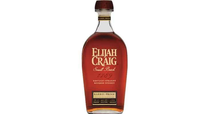 Elijah Craig Barrel Proof B519