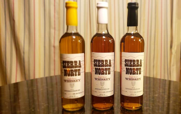 Sierra Norte Native Corn Whiskey