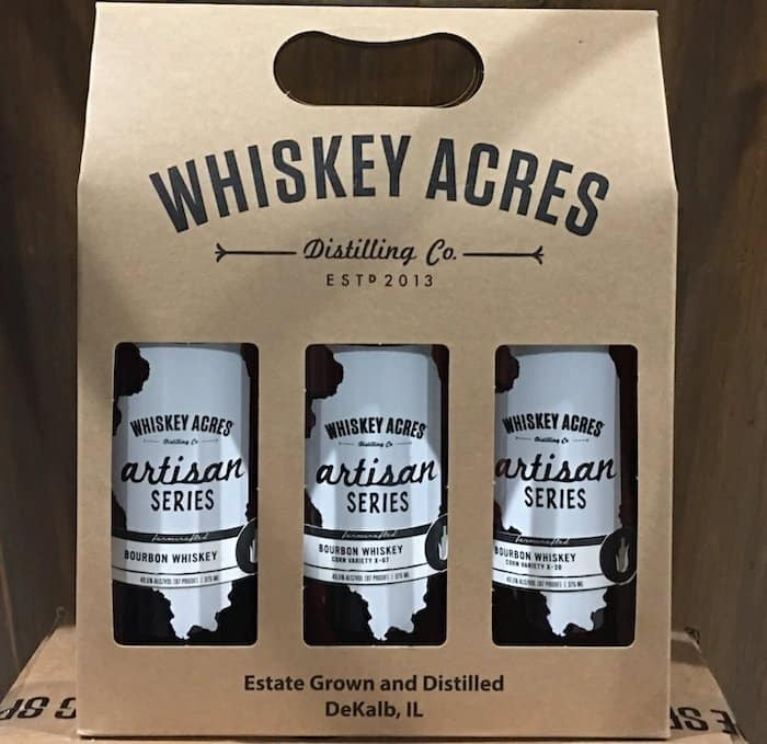 Whiskey Acres Artisan Series