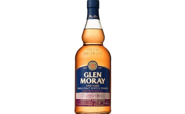 Glen Moray Cabernet Sauvignon Cask Finish
