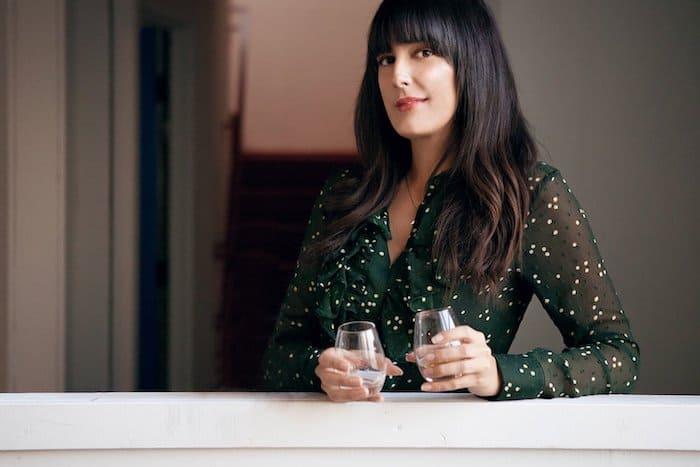 Female Whiskey Ambassador