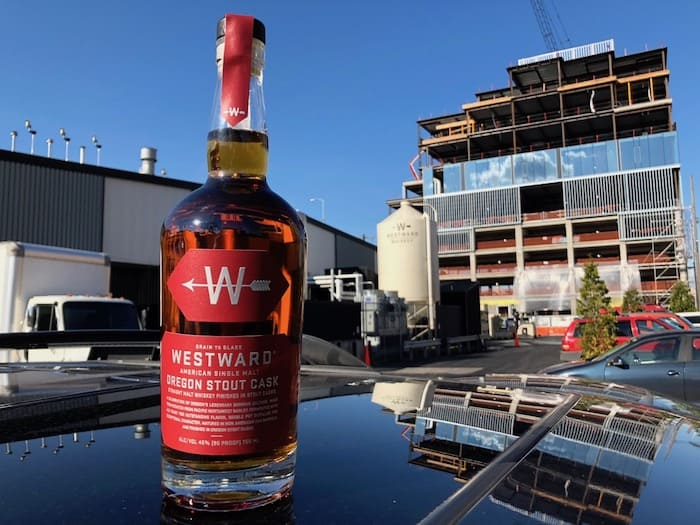 Westward American Single Malt Whiskey Stout Cask Finish