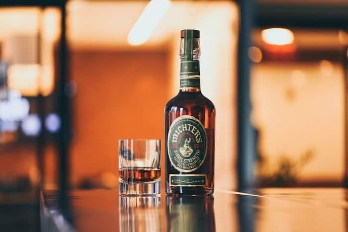 Michter's US*1 Barrel Strength Kentucky Straight Rye Whiskey
