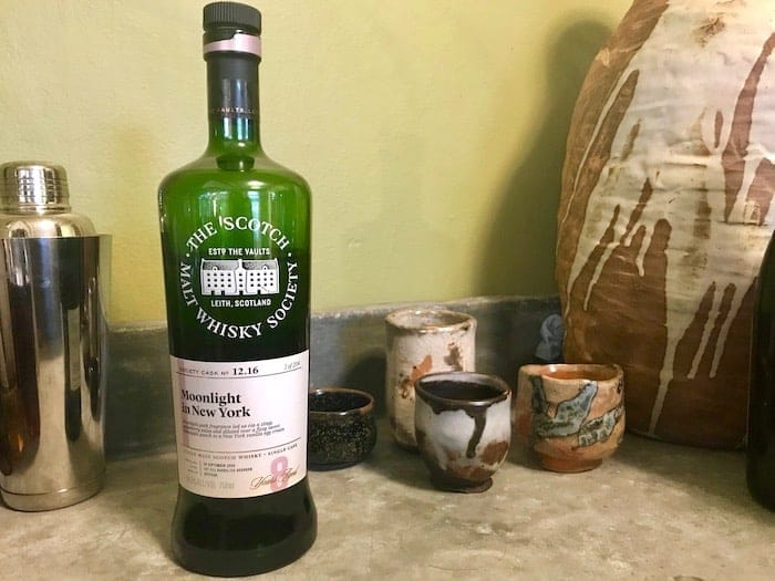 SMWS Moonlight in New York