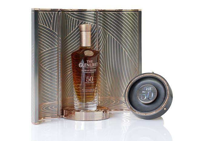The Glenlivet Distillery Showcases A New $25,000 Scotch Whisky