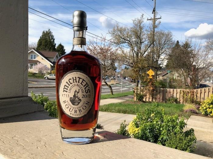 Michter's 20 Year Kentucky Straight Bourbon (2018)