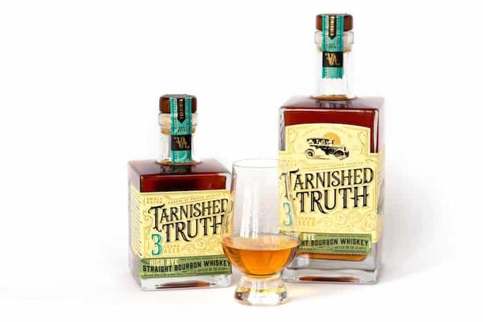 Tarnished Truth High Rye Straight Bourbon Whiskey