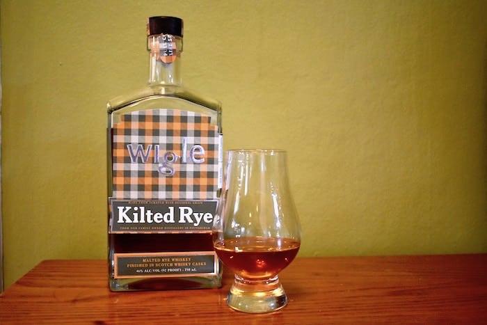 Wigle Whiskey Kilted Rye
