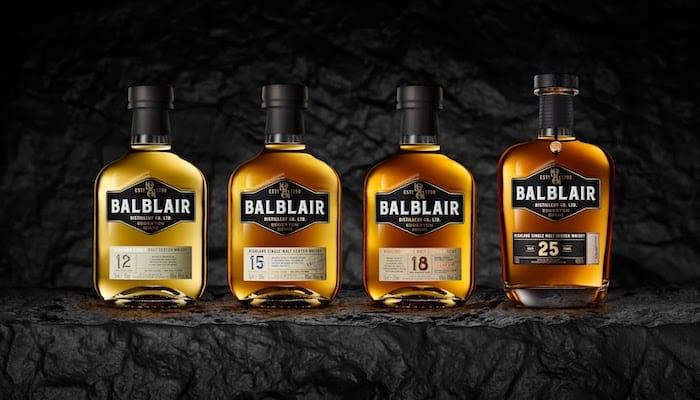 Balblair 2019 Collection