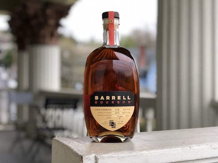 Barrell Bourbon Batch 18