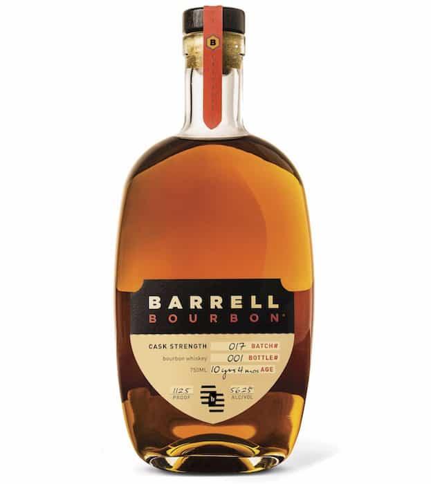 Barrell Bourbon Batch 017