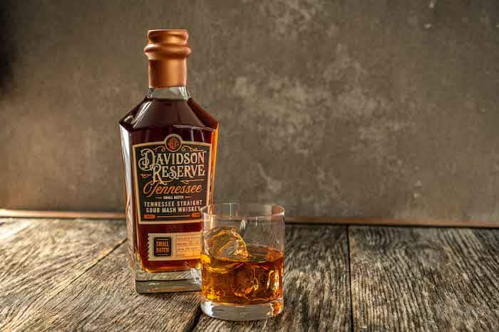 Davidson Reserve Tennessee Whiskey