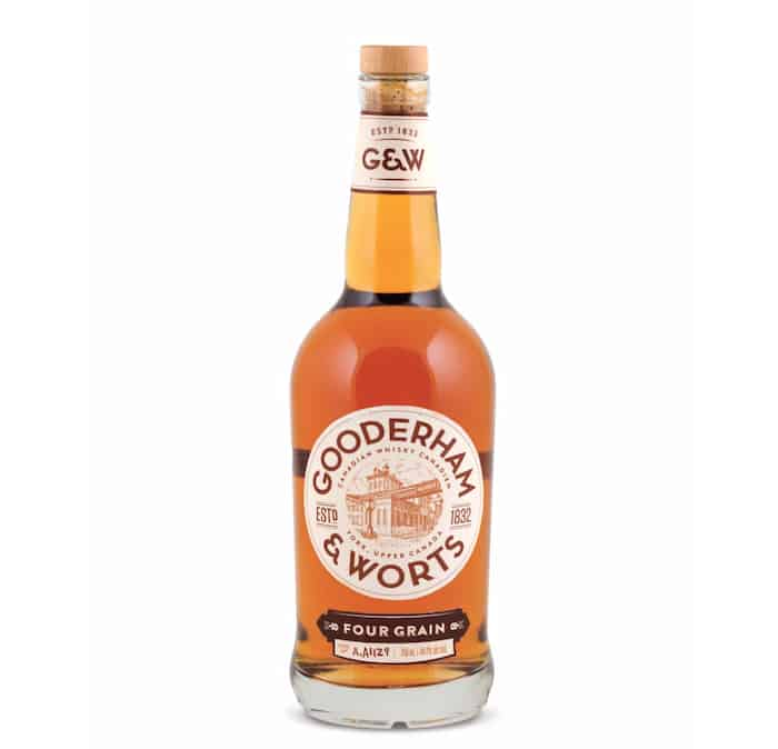 Gooderham & Worts Four Grain Whisky