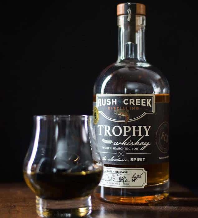 Rush Creek Trophy Whiskey